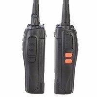 מכשיר הקשר 100% Baofeng BF-666s מכשיר הקשר 16CH מעשי שני הדרך רדיו UHF 400-470MHZ רדיו Ham נייד לתכנות פנס 5W (5)