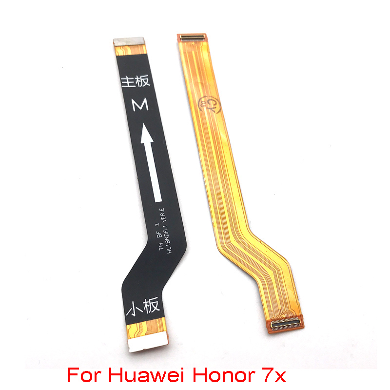 For Huawei <font><b>Honor</b></font> <font><b>7x</b></font> Main Board <font><b>Motherboard</b></font> Connector LCD Flex Cable Ribbon Replacement Part image