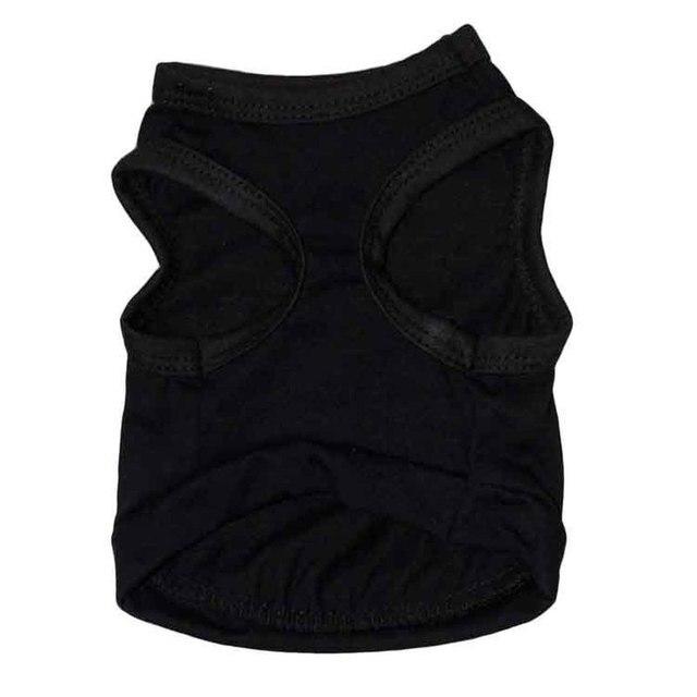 Τυπωμένο Κοντομάνικο t-shirt Γιλέκο Μπλουζάκι για κατοικίδια