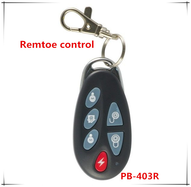 Hot Selling 868Mhz Wireless remote control for ST-VGT TCP/IP GSM alarm system 868mhz plastic remote control compatible with 868mhz alarm system s2