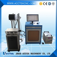CHINA AK80C CO2 LASER MARKING MACHINE FOR NON METAL