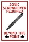 Sonic Screwdriver Do...
