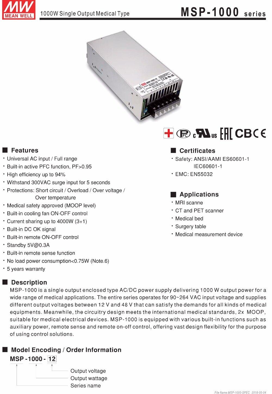 MSP-1000-spec-1