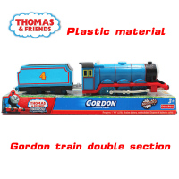 R9222 Electric Thomas And Friends Gordon Train Double Section Engine Train Plastic Material Hook Type Child
