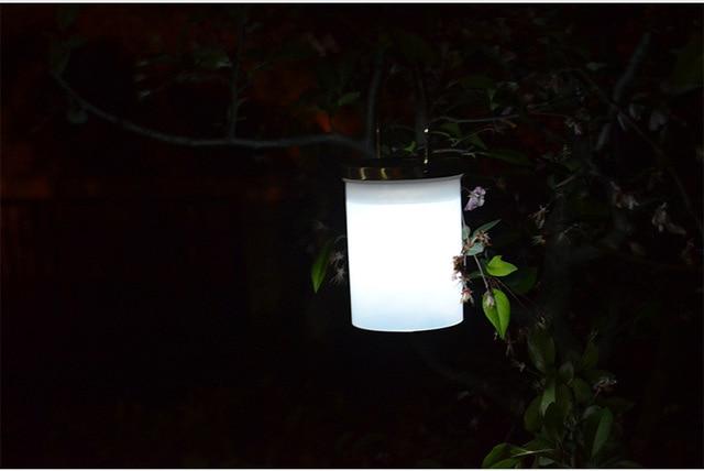 Kronleuchter Outdoor ~ Viosliteled outdoor solar edelstahl leuchtet solarenergie zu camping