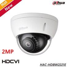 2MP Dahua HDCVI Camera Outdoor Waterproof IP67 HDCVI Camera WDR IR Dome Camera IR Distance 30m 3.6mm fixed lens HAC-HDBW2221E