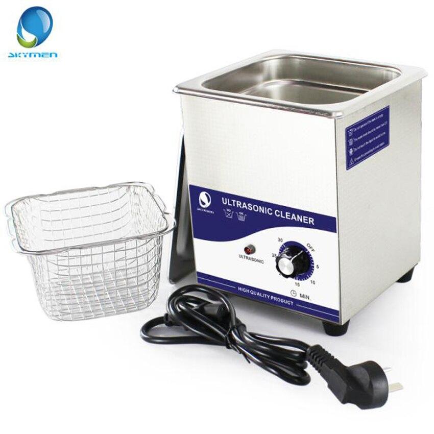 ФОТО New Arrival Ultrasonic Cleaning Machine JP-010B Jewellery Cleaner Ultrasonic 2L 220V
