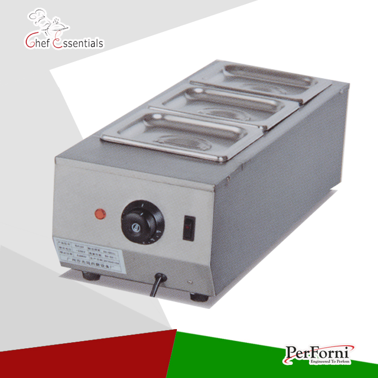 PKJG-EH22 two pans Electric Chocolate Stove easy operation bio char from aromatic plants waste and its applications
