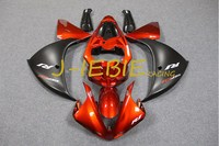 Red black Injection Fairing Body Work Frame Kit for Yamaha YZF 1000 R1 2009 2010 2011