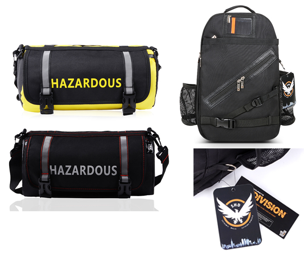 2019 Tom Clancy S The Division Military Cross Body Bag Men Casual Beach Backpack