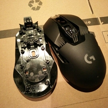 1 set originale guscio del mouse del mouse custodia per logitech G903 genuino mouse accessori