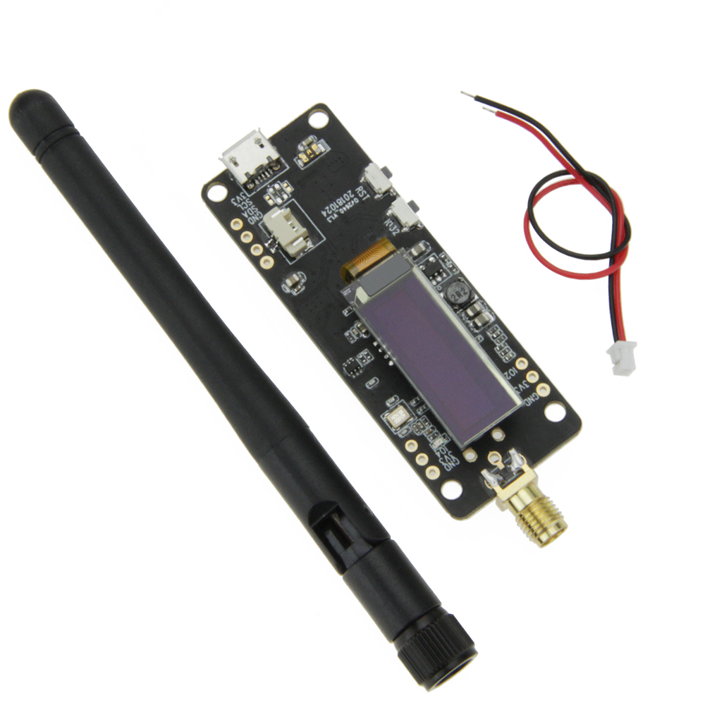 TTGO T-Journal ESP32 Camera esp32 OV2640 Camera Module Development Board  SAM Wifi 3dbi Antenna 0 91 OLED ESP32 Camera Board