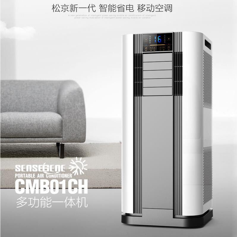 Dehumidifier It Can Move Air Conditioning Single Cold Type Air Conditioning Machine Vertical Air Conditioning air conditioning butt joint 16mm djt 5