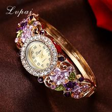 Lvpai Brand Luxury Ladies Quartz Watches Women Dress