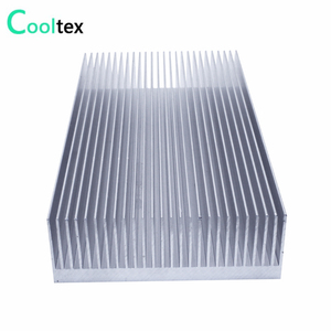 Image 3 - High power 160x80x26.9mm radiator Aluminum heatsink Extruded  heat sink for Electronic LED Power Amplifier cooler cooling