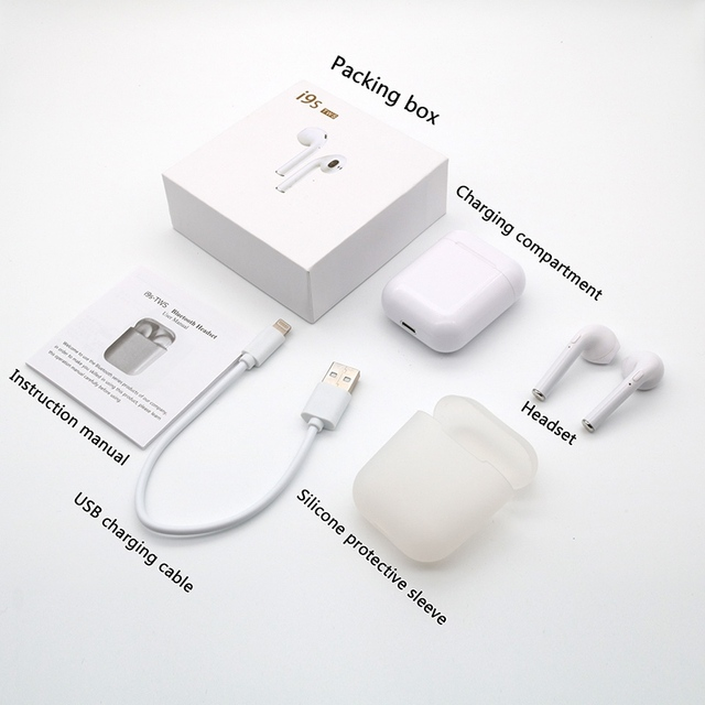 Высокое качество Мини i9s TWS Bluetooth гарнитуры наушники беспроводные наушники наушник для оригинального iphone уха