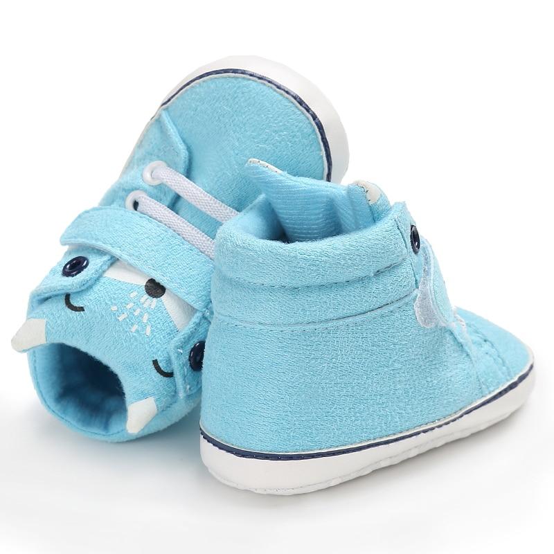 Pasgeboren baby eerste walker casual schoenen dierlijke stijl baby - Baby schoentjes - Foto 3