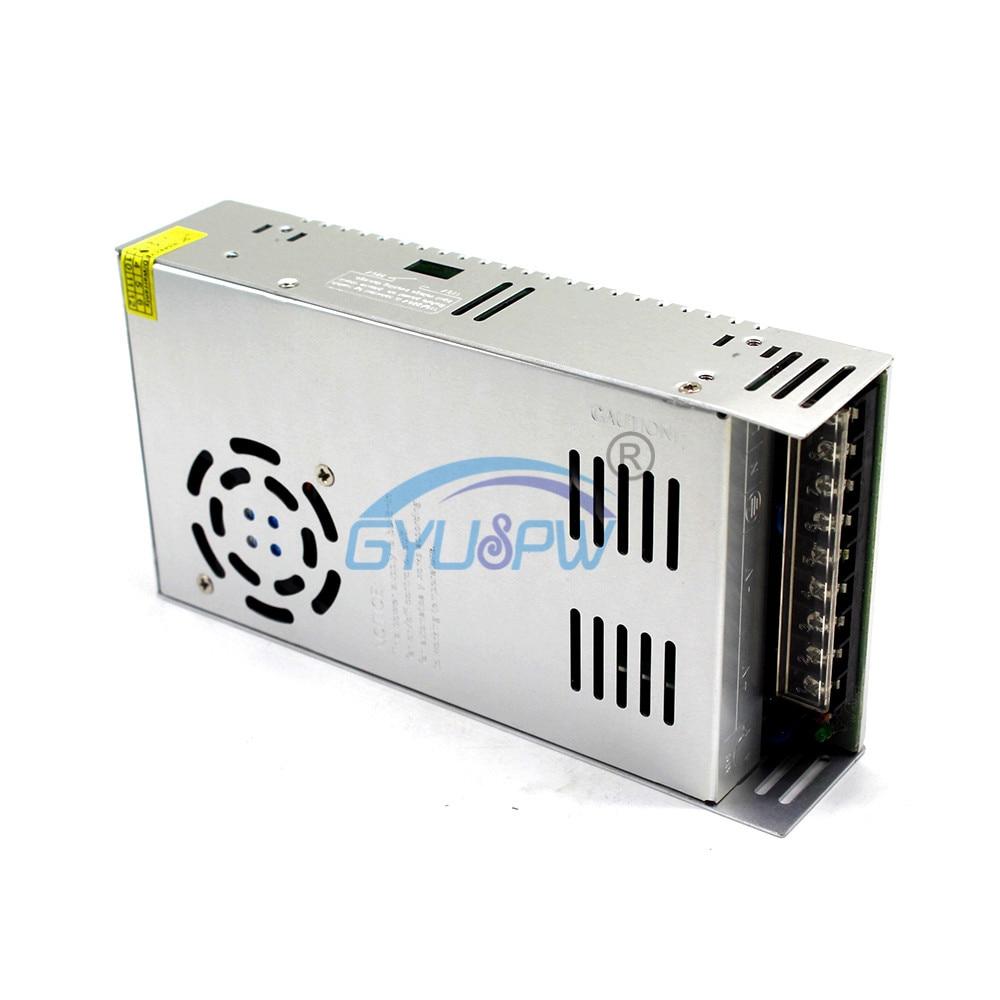 600 Вт 48 В 12.5A малый объем одиночный выход импульсный источник питания Трансформаторы AC110V 220 В к DC SMPS для светодиодные ленты светильник CNC