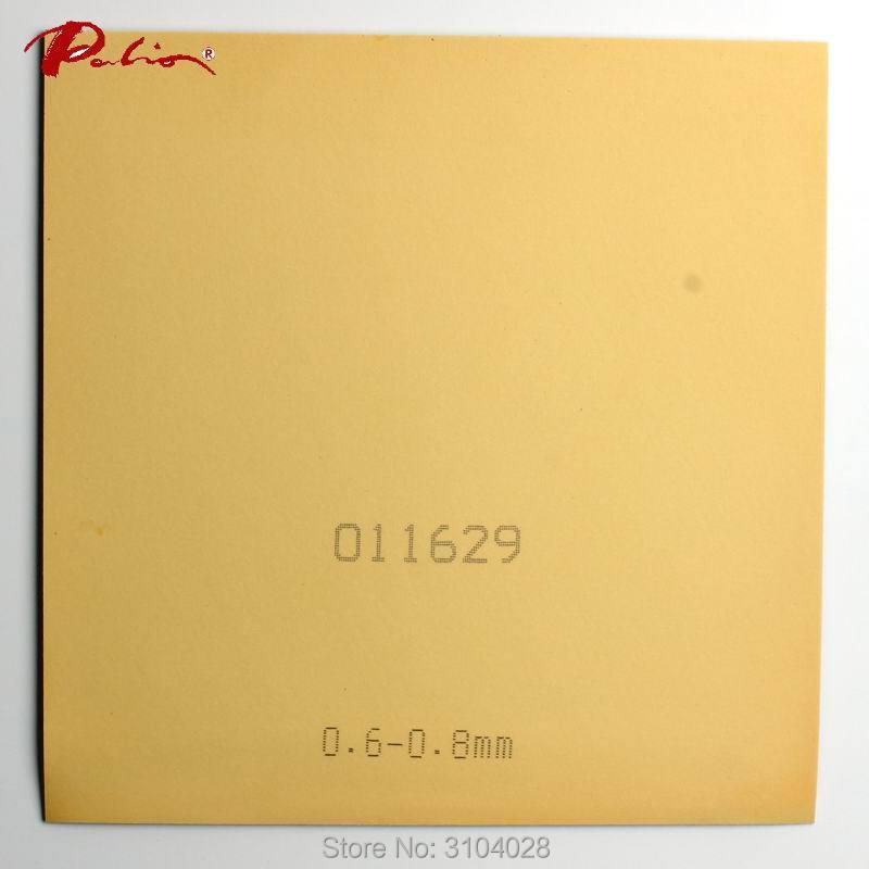 Palio officiële CK531A lange puistjes tafeltennis rubber snelle - Sportrackets - Foto 6