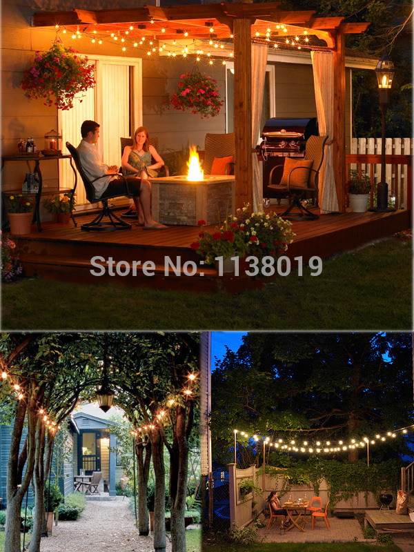Pastel Sweet Green White Tone Cotton Ball Patio Party String Lights  Fairy,Wedding,home Decor In Holiday Lighting From Lights U0026 Lighting On  Aliexpress.com ...