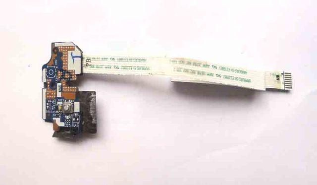 Original panel de encendido con el cable para acer aspire v3-551 v3-551g v3-571 v3-571g series placa del interruptor