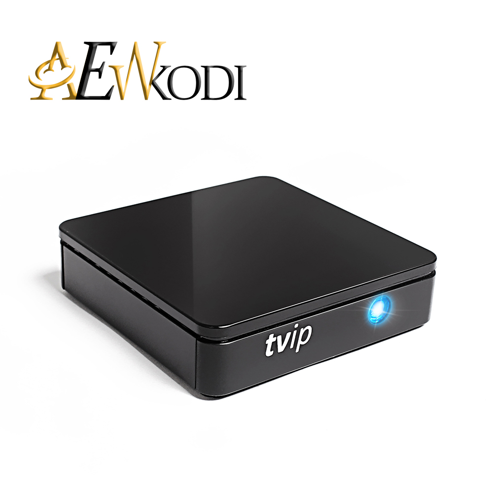 TVIP415 Smart TV Box Dual WiFi HD Quad Core2.4G5G Linux Andro System iptv attachment Support H.265 Airplay DLNA 250 254