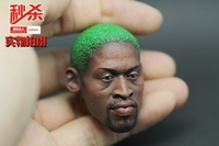 NBA Star 1 6 Big Bug Rodman Engraved Head Action Figure Hot Toys 12 Inch Action