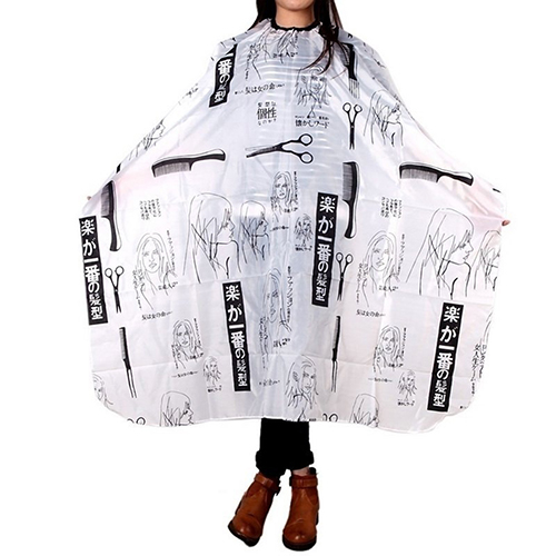 Styling Tool Beauty Hair Salon Cutting Barber Hairdressing Cape For Hairdresser Make Up 100cm X 140cm