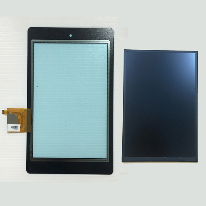 For Acer Iconia Tab A1-810 A1 810 A1-811 A1 811 Touch Screen Digitizer Sensor Glass + LCD Display Panel Monitor