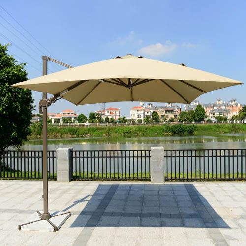 Merveilleux Outdoor Patio Umbrellas 3 M Folded Banana Beach Umbrella Outdoor UV Sun Rome