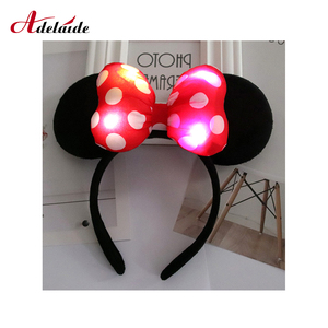 LED headband Minnie Mouse Ears
