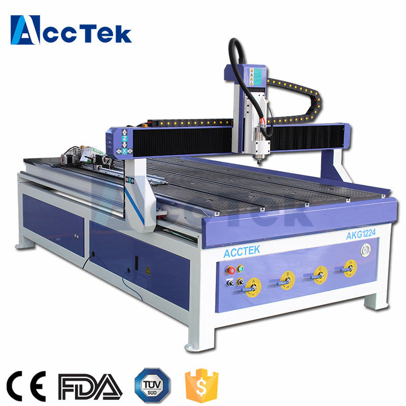 Hot sale T slot table cnc machine, cheap multi use woodworking router 3d milling machine
