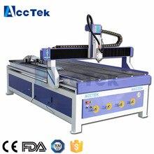 Hot sale T-slot table cnc machine, cheap multi use woodworking router 3d milling machine