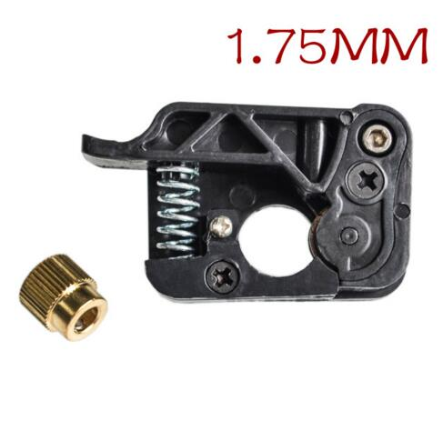 3D printer MK8 / MK9 extruder 1.75mm wire feed device kits ( left side ) for Makerbot dedicated single nozzle extrusion head