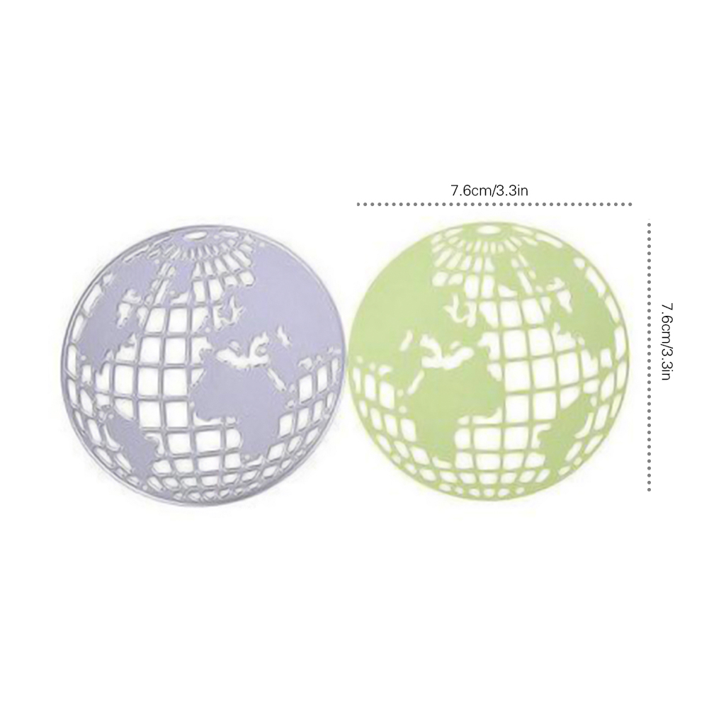Globe world map die cutsmetal cutting dies in scrapbooking globe world map die cutsmetal cutting dies in scrapbooking embossing folder diy funny decoration album paper card craft cute in cutting dies from home gumiabroncs Choice Image