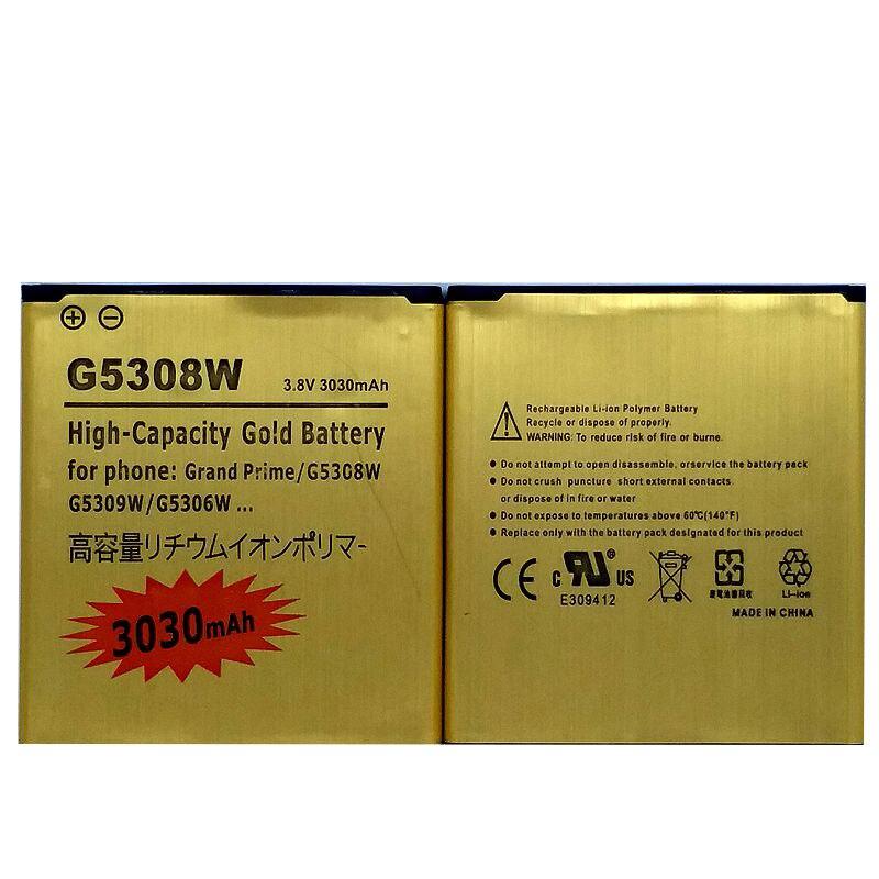 EB-BG530BBC Replacment Bateria per Samsung Galaxy Grand Prime J3 2016 G5308W G530 G530F Batteria di Accumulatori per il Telefono Samsung