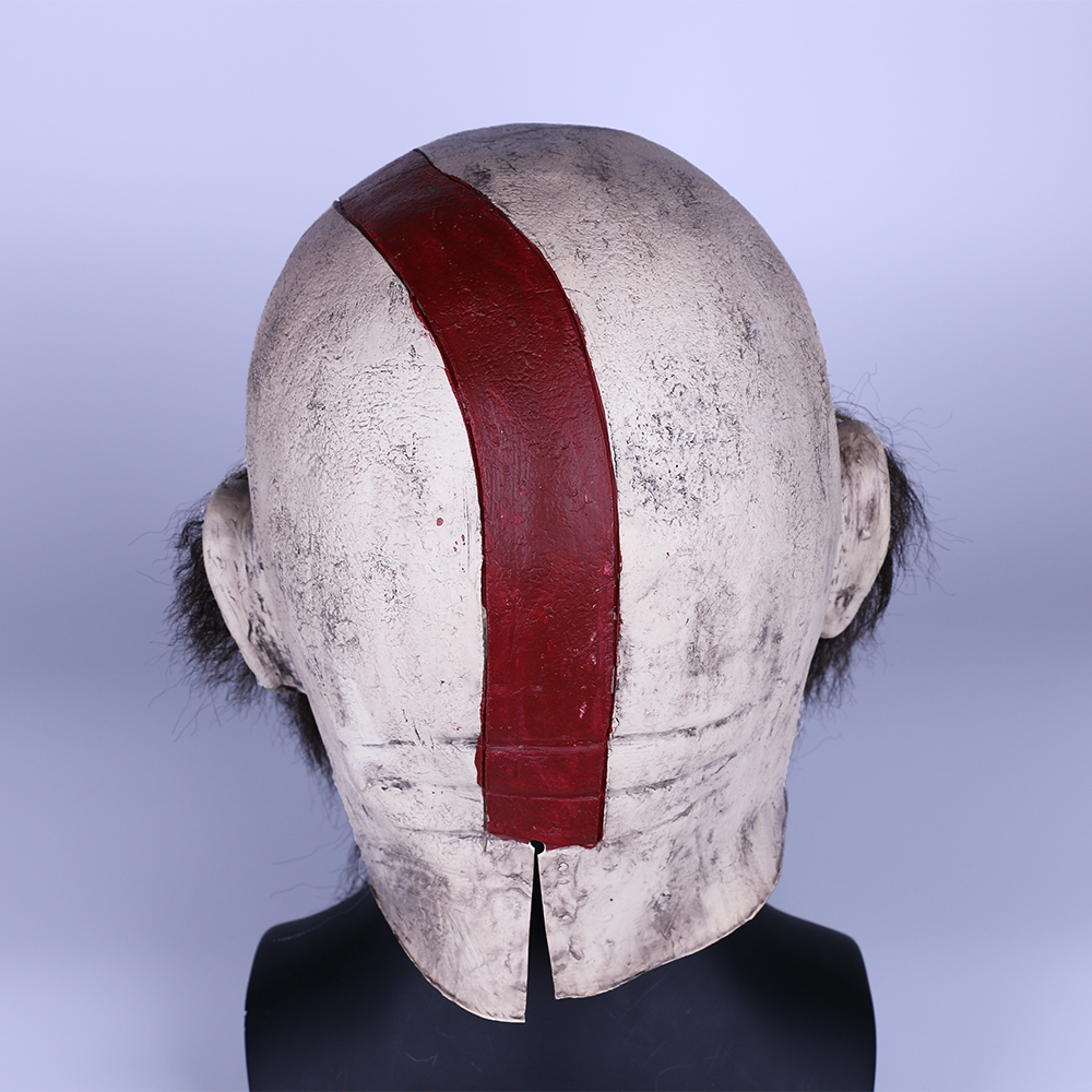 2018 Game God of War Kratos Leviathan Mask Cosplay Kratos Weapon Helmet Halloween Props (7)