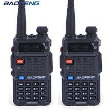 2PCS Walkie Talkie Baofeng BF-F8 Plus BF-F8+ Dual Band VHF136-174MHz&UHF400-520MHz Dual Band Dual Display Two Way Radio Baofeng