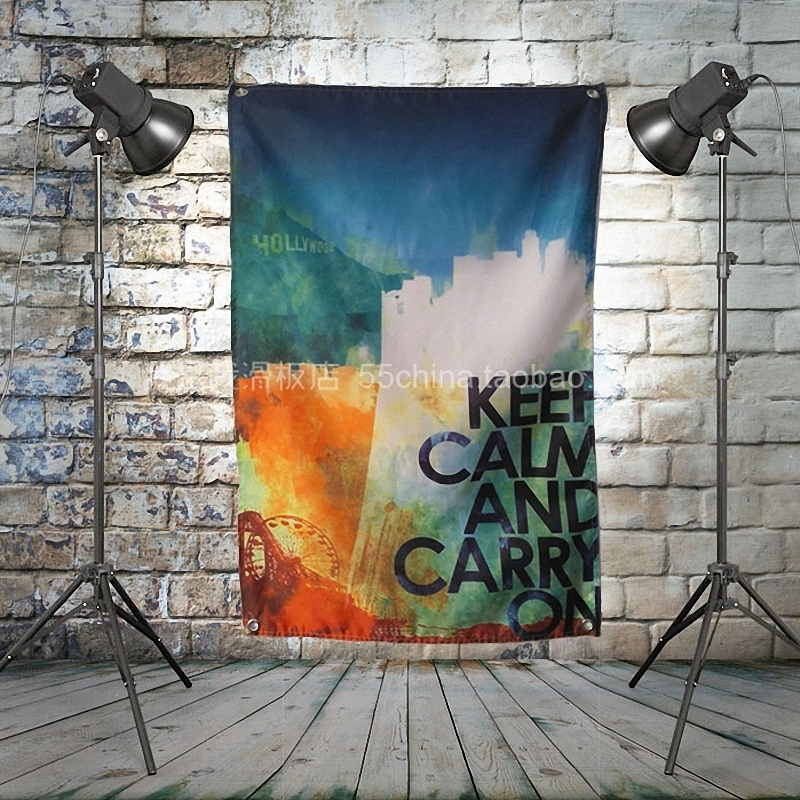 Jamaica Reggae Large Rock Flag Banners Four Hole Wall Hanging Painting Bedroom Studio Party Music Festival Background Decoration