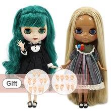 Glacé blyth usine poupée corps normal et joint corps mat visage 1/6 BJD poupées peuvent changé de maquillage et robe bricolage en vente