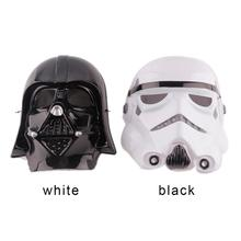 New Star Wars Mask Party Cosplay Costume Storm trooper Vader PVC Adult Masks Gift