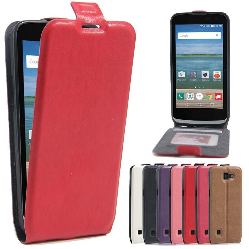 Capital ChangAn Store YINGHUI Lichi Skin Flip Leather Phone Case For LG K4 K7 K8 K10 K3 K7(RU) Cover Cases Wallet Mobile Accessories For LG K4
