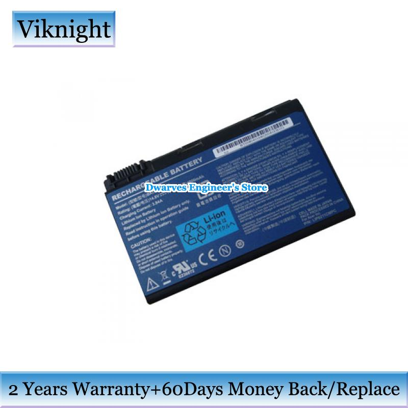 14.8V 2000mAh BATBL50L8H Battery for ACER Aspire 3100 3690 5100 5110 5610 5630 5650 Laptop Battery BATBL50L4 BT.008.03.15