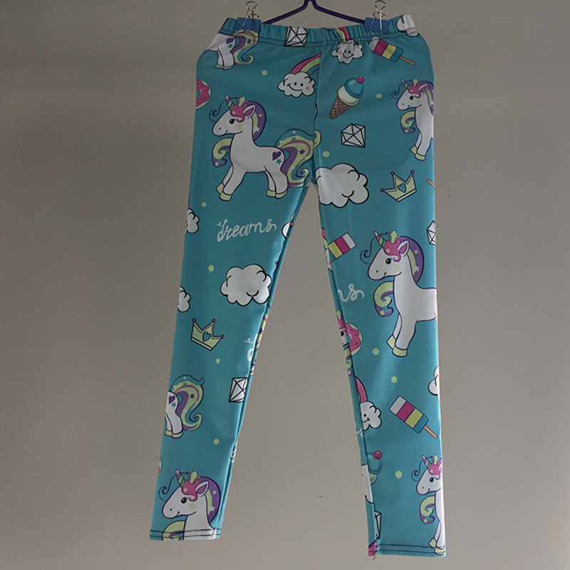 Unicorn Jeans & Leggings