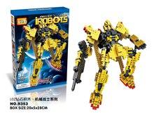 LOZ 9353 SEED DESTINY Mobile Suit Gundam Mechanical Warrior Diamond Bricks Minifigures Building font b Block