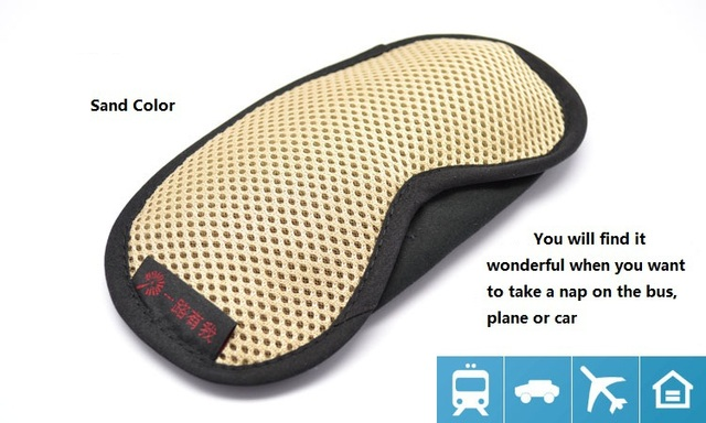 Free shipping Health care sleeping mask eye cover for sleeping eyeshade snoring products free shipping