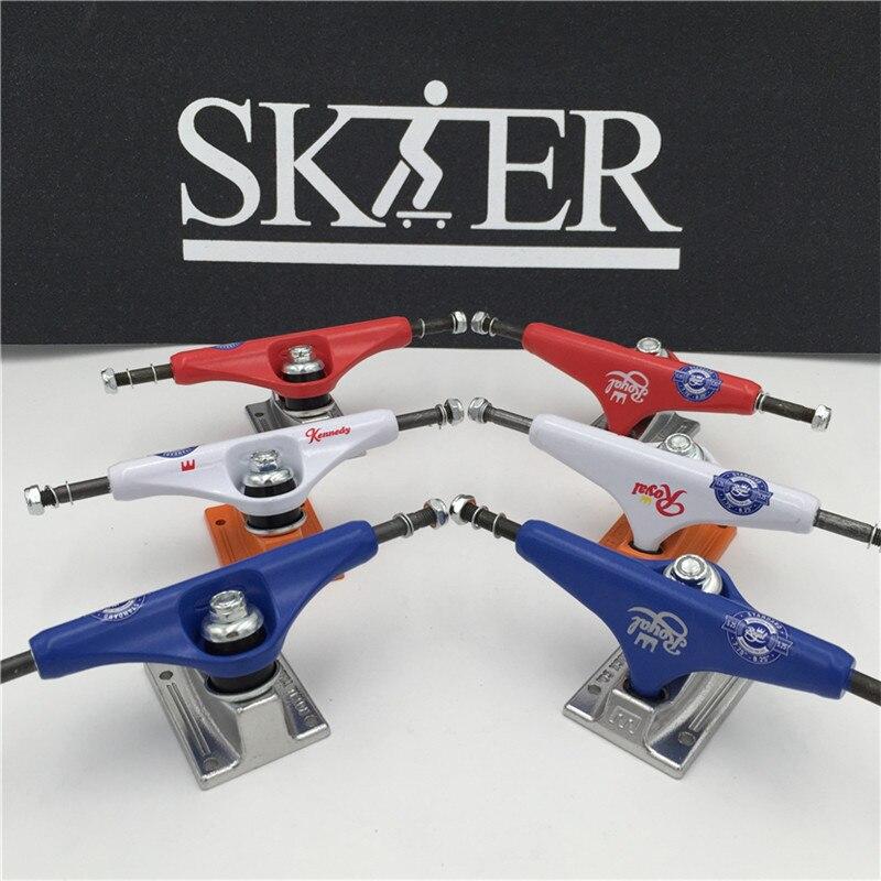 Pièces De planche à roulettes De qualité moyenne creuse Type camions Skateboard 5.0