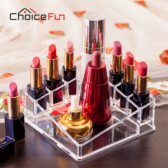 Aliexpresscom Buy CHOICE FUN Acrylic makeup organizer make up
