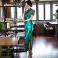 Shanghai Story long chinese dress oriental styled dresses estido tradicionalcheongsam Velvet qipao Chinese Cheongsam 3 color