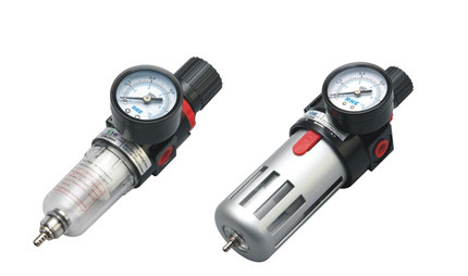 Airtac Type Pneumatic Source Treatment Unit BFR2000 <font><b>BFR3000</b></font> BFR4000, Air Filter Pressure Regulator image